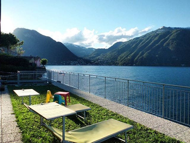 Bellagio Villas frontlake apartment Nabucco