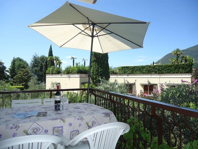 200m zum See- Ferienwohnung am Gardasee,bis 4 Pers - Toscolano Maderno - Condominio