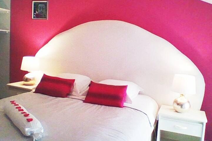 Loue 1 ou 2 jolies chambres privées à Courlay