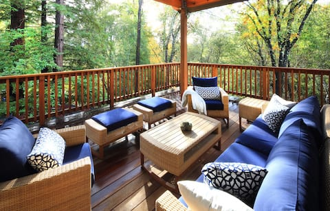 Luxurious, Private, Healdsburg Guest House