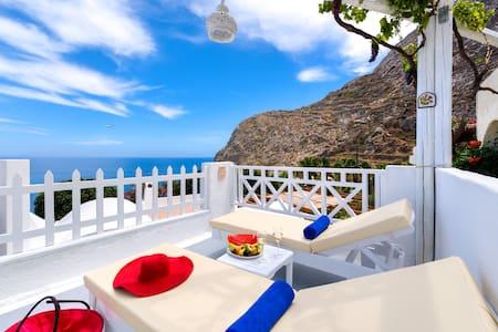 Ifijenia's beach house - Kamari - Departamento