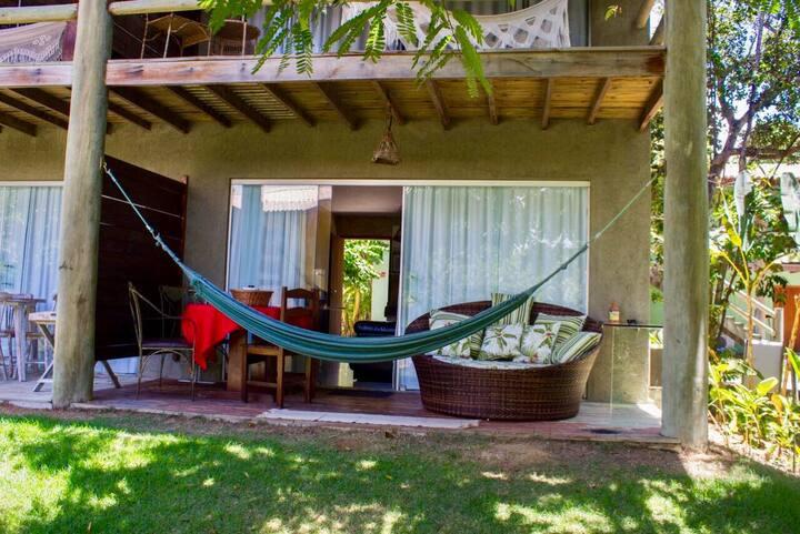 Bangalô para 4 pessoas no Villas do Pratagy Resort
