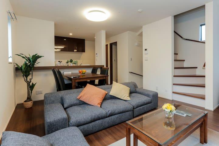 ★NEW BIG HOUSE near SHINJUKU, Up to 18 Ppl w/ WiFi - Nakano - Dom