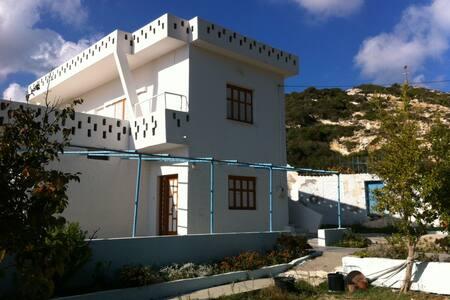 Very special Agios Stefanos beach (Kefalos) house - Kefalos - Leilighet
