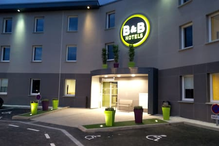 Hôtel B&B Clermont Ferrand Nord Riom - Riom - Otros