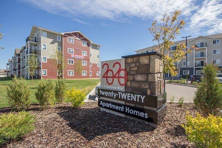 2 bed 2 bath Apartment in Timberstone