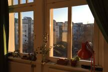 view from bed room nr.2