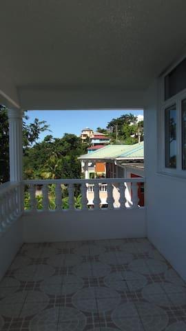 C-scape Views Apartment 1 - Roseau - Apartment