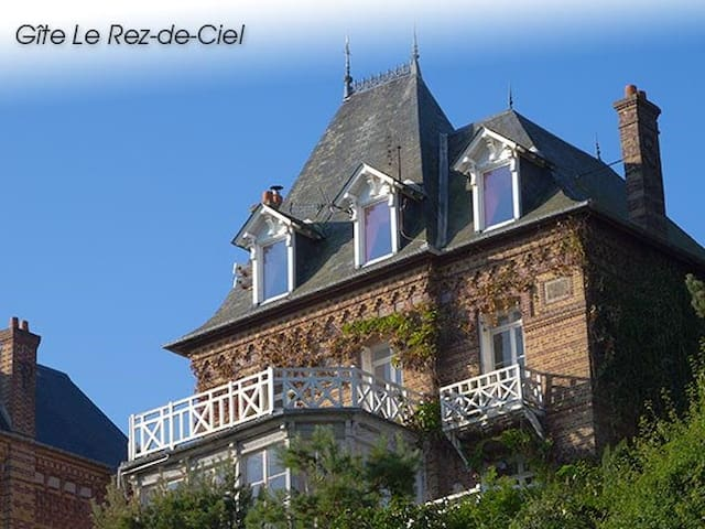 Ciel apartment : between sea and sky.