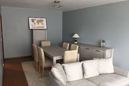 Appartement super cosy et propre proche du centre - Charleroi - Appartement
