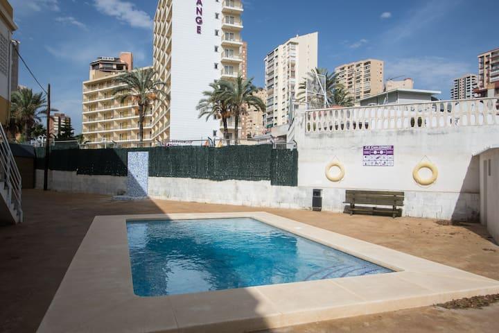 Apartamento Playa Levante Benidorm - Benidorm