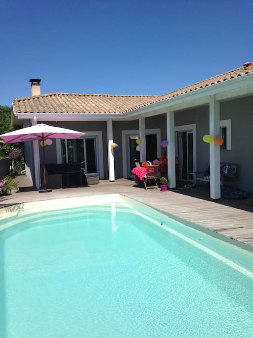 Chambre d 39 hote lacanau houses for rent in lacanau for Chambre d hote lacanau