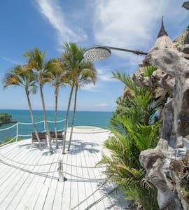 Eco luxury lofts over secret beach5 - South Kuta