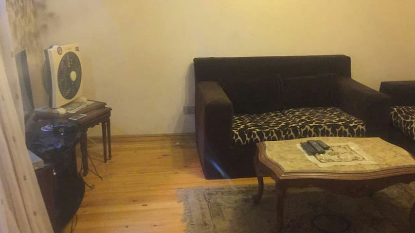 Double private room in Heliopolis Cairo for males.
