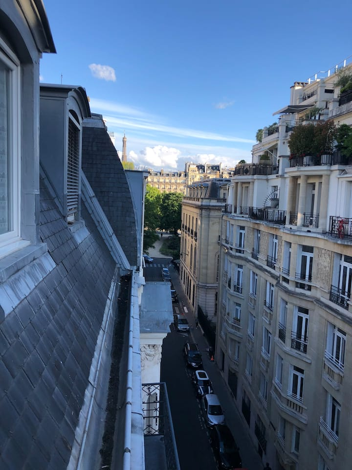 Appartement proche Arc de Triomphe