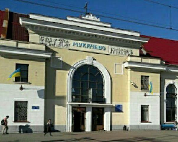 DOBA -  Ж/Д вокзал.