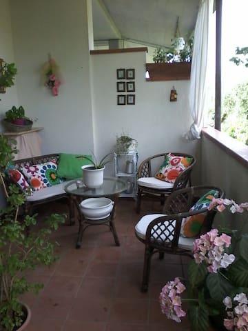 """Appartamento bilocale """"Peonia"""" a Rispescia (GR)"""