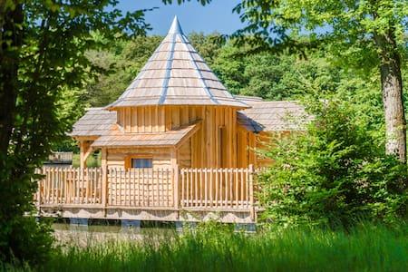 Cabane SPA Oasis pour 4 personnes - Joncherey