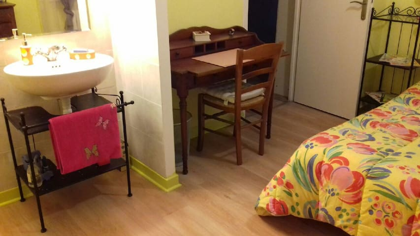 Chambre individuelle, 5 mn de Chambéry centre (2)