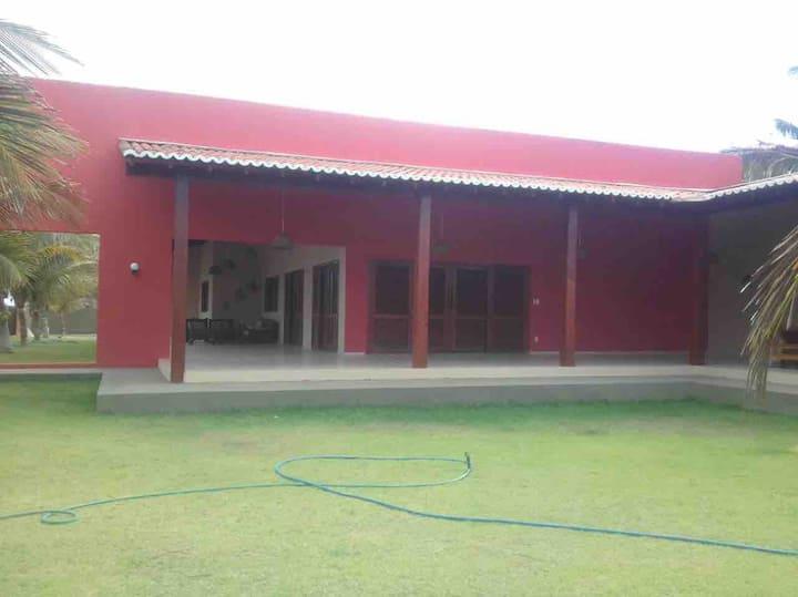 Casa de Praia no Maramar- Luis Correia- Pi