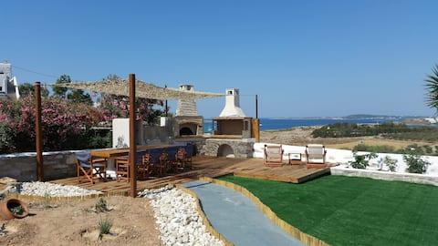 Maria Seaview Villa near Naousa