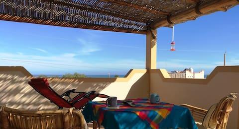 Vista Mar de Cortez,  La Ribera Baja California
