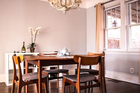 Cosy room in spacious house - Hamilton - Talo