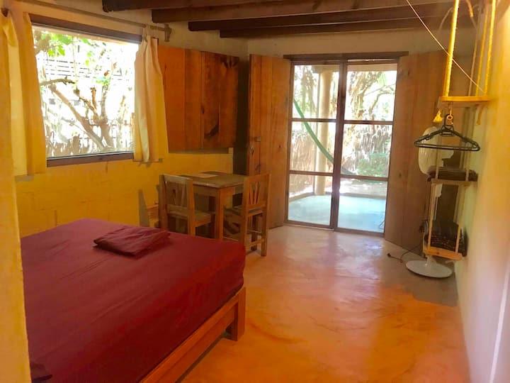 Habitación con baño y Cocina MermejitaMia2 Mazunte