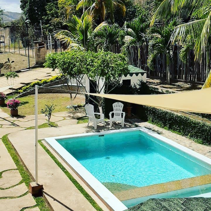 Posada Villa Rica, disfruta a lo natural!!!