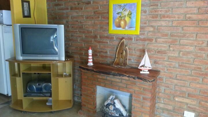 Casa en Malargüe. Totalmente equipada