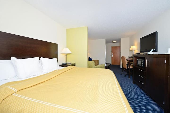 Extraordinary Suite Double Bed Non Smoking At Downtown