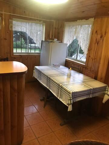 Cabaña iloca