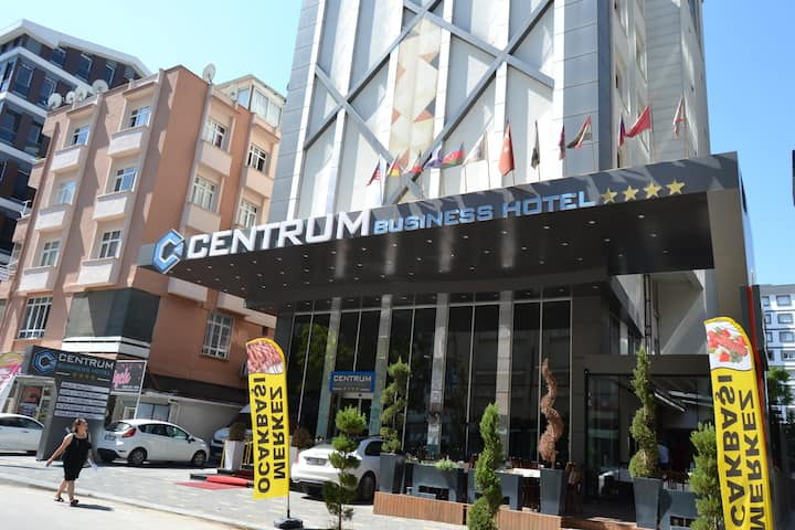 CENTRUM BUSINESS HOTEL