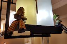 Peter Rabbit's Home - 4/6 Female Capsule (5pax) A1