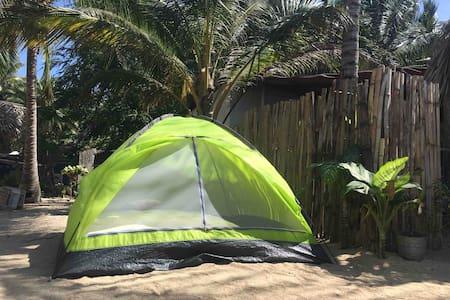Casitas de camping en renta Yelapa