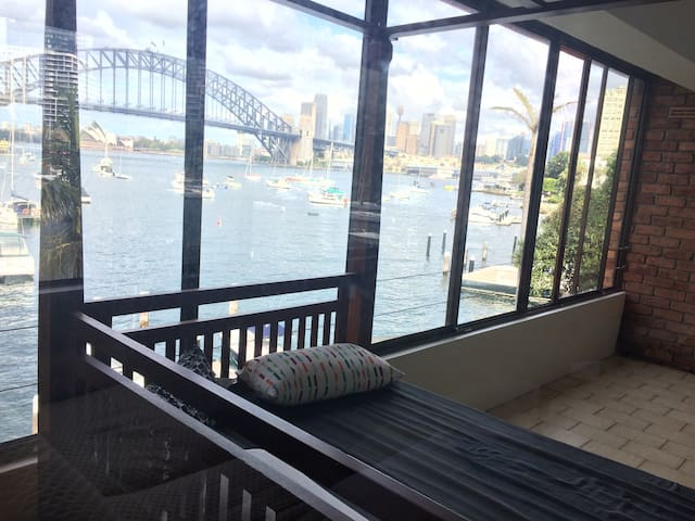Spacious house by the bay with stunning views - Lavender Bay - Casa