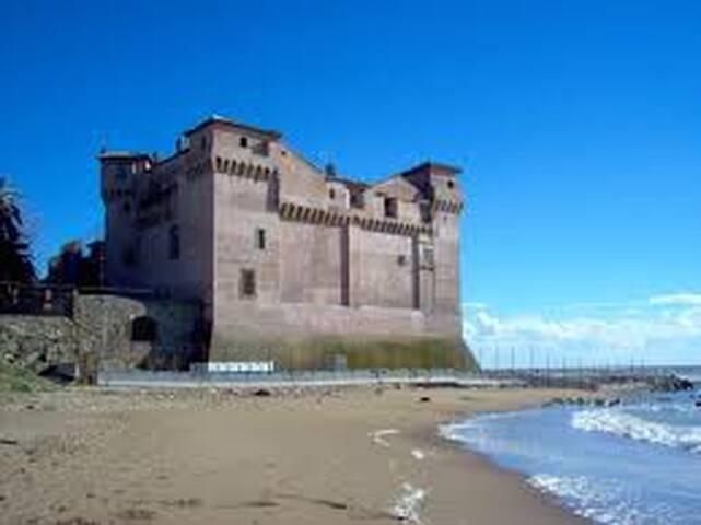 casa vacanze S.Severa a due passi dalla spiaggia