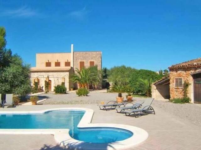 Ferienwohnung/App. für 8 Gäste mit 180m² in Santa Margalida (123770)