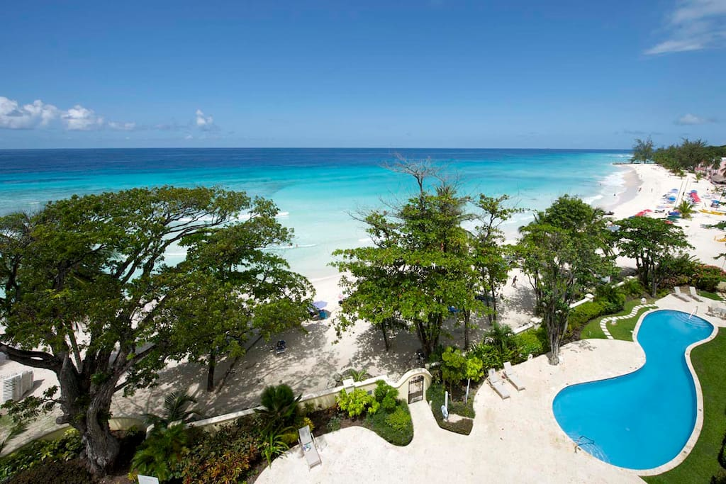 Sapphire Beach 509 - Captivating Barbados Sea View
