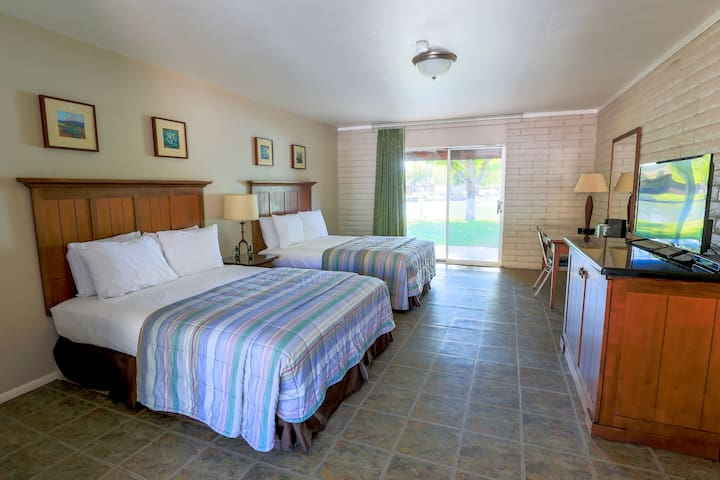 Scenic Tonto National Forest Lodging Motel Room