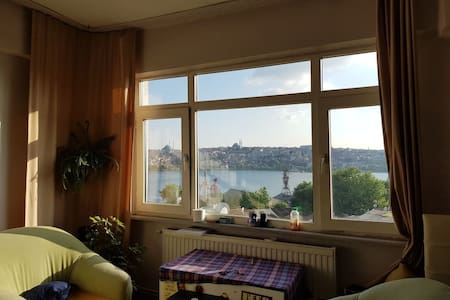 Beyoğlu / Unique Goldenhorn View