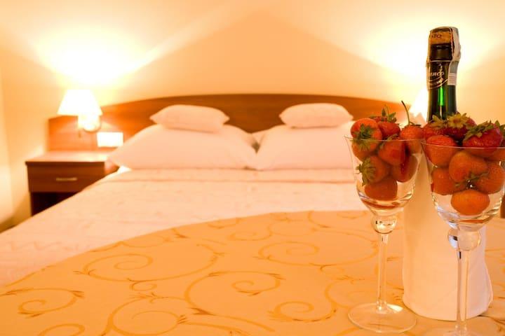 Komfortowy pokój 2- osobowy Morska Fala-Pobierowo