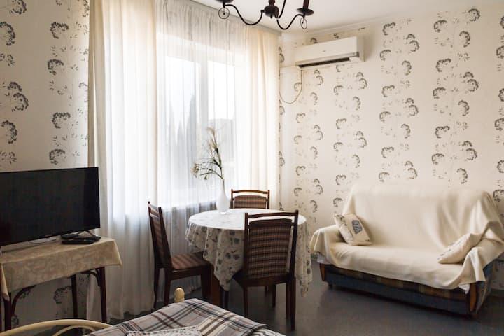 Квартира в г. Новый Афон, Абхазия, ул. Лакоба д.34