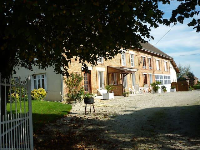 LE CLOS DES LACS - Montiéramey - Apartment