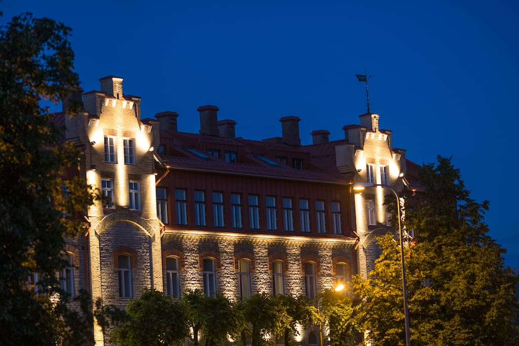 Luxury in the heart of Tallinn city