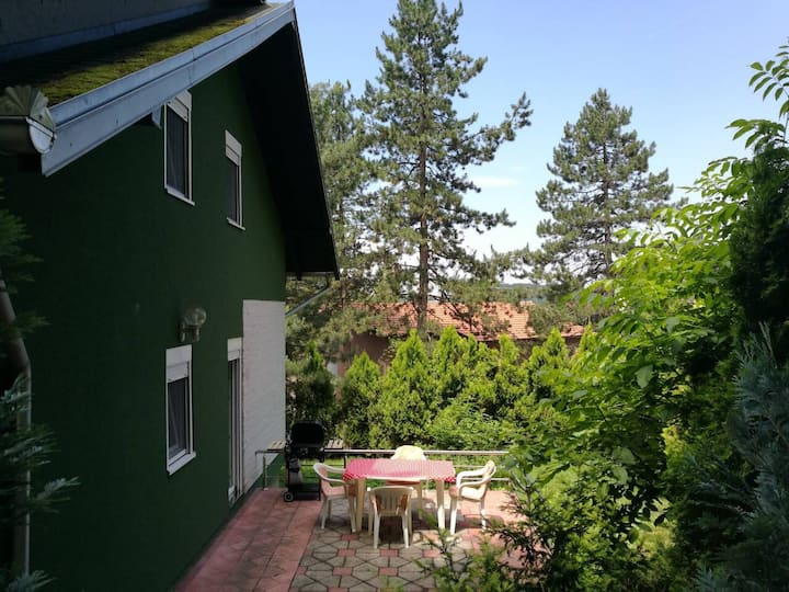 Vacation home in the nature, Borjak Vrnjacka Banja