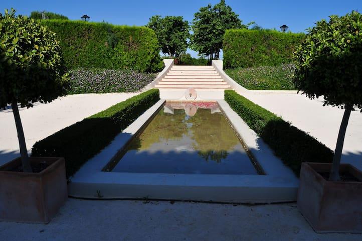 Hacienda El Roso Suite 5 - El Arahal - Inap sarapan