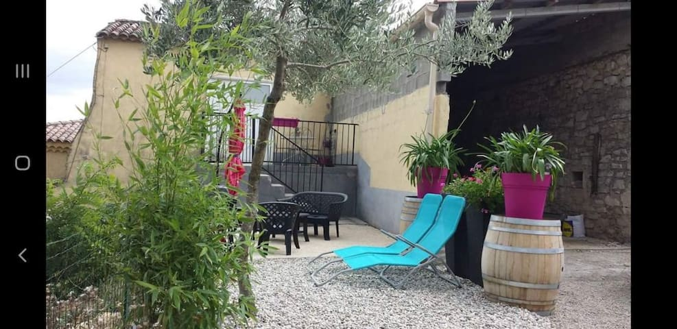 Gite La finière proche des gorges de l'Ardèche