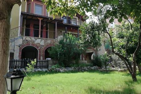 Özel bir villa, küçük gruplar için