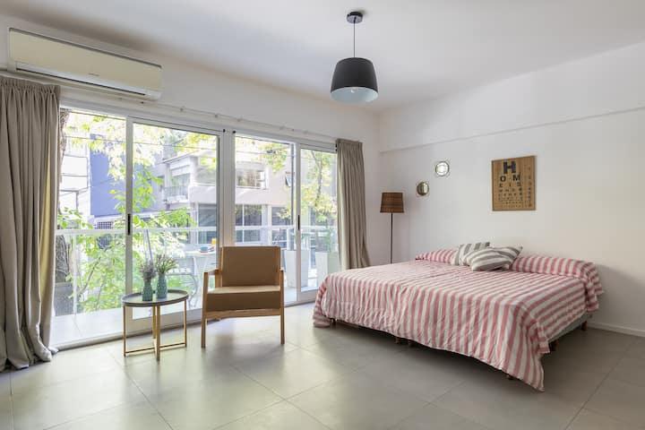 Calido apartamento en Palermo.